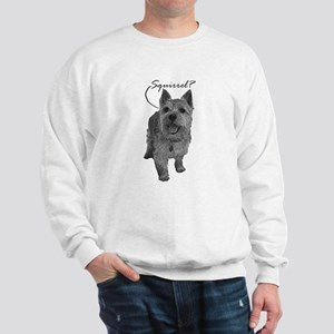 Norwich Terrier - Squirrel? Sweatshirt